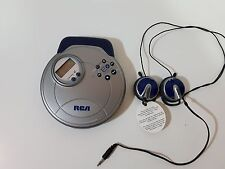 RCA Extreme Model RP2502  Portable  CD Player