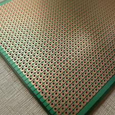 3x Stripboard 10x24.5cm Prototype paper uncut hole circuit Board Breadboard vero