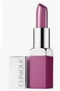 NEW Clinique Clinique Pop Lip Colour + Primer - # 16 Grape Pop 0.13oz NEW IN BOX