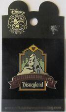 Disneyland Resort Pin Fantasyland Matterhorn Bobsleds 2000