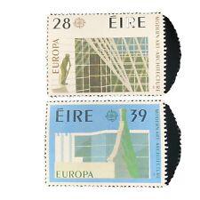 IRELAND, SCOTT # 689/690(2), COMPLETE SET 1987 EUROPA  ISSUE MNH