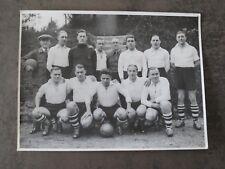 Football Photographie ancienne  Mettens Albert 1938