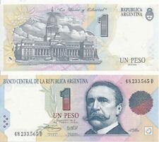 Argentinien / Argentina - 1 Peso (1993) UNC - Pick 339b