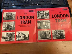 ARGO - THE LONDON TRAM VOL 1 - and Vol 2 - Both Recorded In 1951