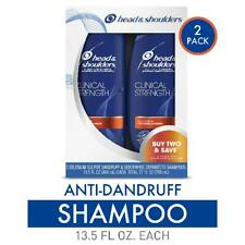 Head and Shoulders Shampoo Clinical Strength Dandruff and Seborrheic Dermatitis