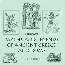 Myths and Legends of Ancient Greece and Rome - Audio Books - CD Rom