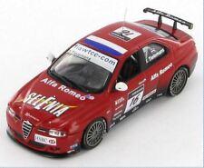 Alfa Roméo 156 GTA - Olivir Tielemans - WTCC 2007 #16 - M4