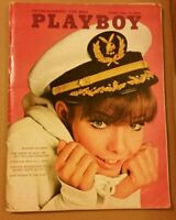 Playboy August 1966 * Good Conition * Free Shipping USA
