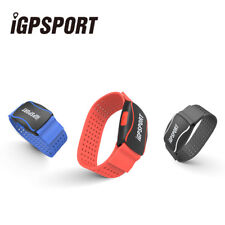 IGPSPORT Running Cycling Smart Heart Rate Monitor Arm ANT+ Bluetooth 4.0 3color