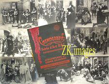 EDOUARD IV 10 Phot + DP Shakespeare Film Andreani 1914