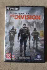 Tom Clancy's The Division  PC DVD PO POLSKU NOWA ENGLISH UPLAY