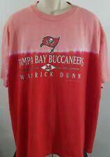 Tampa Bay Buccaneers Warrick Dunn 28 t-shirt Men's XXL 491