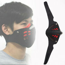 Motorcycle Bicycle Cycling Ski Half Anti Dust Face Mask With Filter Neoprenes US