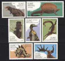 Guinea Bissau 1989 Dinosaurs/Animals/Reptiles 7v  b3611