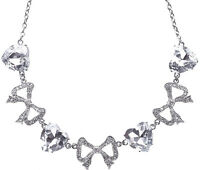 "PARK LANE ""CHELSEA"" NECKLACE - $97 RETAIL  NEW W/TAG - AUSTRIAN CRYSTALS!35.00"