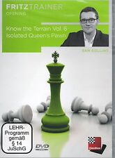 ChessBase Collins-know the terrain vol. 6: isolated Queen's Pawn-SCACCHI NUOVO