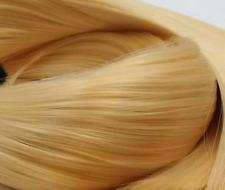 TDP Legolas Blonde Doll Hair Hank for Rerooting Dolls and Ponies