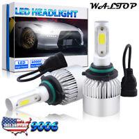 9006 HB4 LED Headlight Bulb 1400W 210000LM Kit Low Beam Super Bright 6000K White
