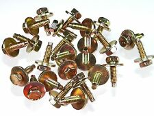 """Ford Lincoln Mercury Body Bolts 1/4-20 x 15/16"""" Dogpoint (25 Pk) #1356"""