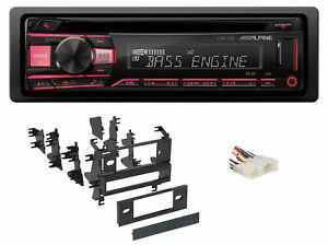 ALPINE CD Receiver Stereo Android/MP3/WMA/USB/AUX For 1987-2002 Toyota 4-Runner
