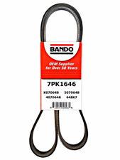 Serpentine Belt-Si Bando 7PK1646