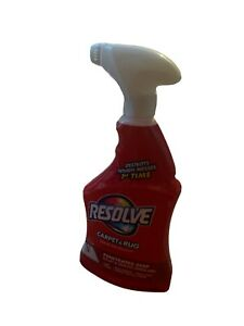 Resolve Carpet and Rug Spot and Stain Remover