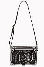 Lost Queen Spellbinder Wicca Witchcraft Witch Punk Gothic Black Bag Purse BG7208