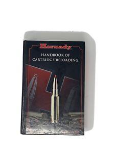 Hornady 9th Edition Handbook of Cartridge Reloading