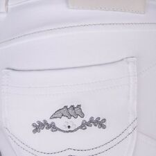 Equiline Nora Breeches White 42 (size 10)