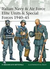 New listing Elite 191: Italian Navy and Air Force Elite Units and Special Forces 1940-45