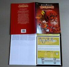 Atlante I NANI DI CASA DI ROCCIA  Dungeons & Dragons ATL6 EG TSR
