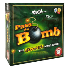 Pass The Bomb Board Game 1994 Complete Batteries
