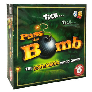 Pass the Bomb Board Game NEW