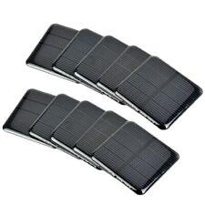 10Pcs Solar Panels 2V 160Ma Monocrystalline Silicon Solar Cells Battery A7Z3