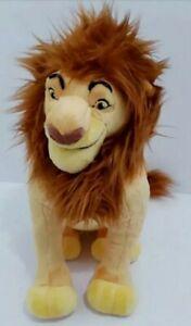 Disney Store Plush Mufasa The Lion King Soft Toy