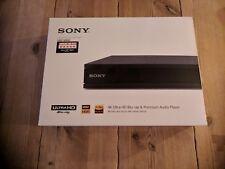 Sony UBP-X800 Ultra HD Blu-Ray Player - Black