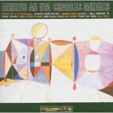 """CHARLES MINGUS """"MINGUS AH UM"""" CD NEUWARE"""