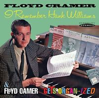 Floyd Cramer - I Remember Hank Williams / Floyd Cramer Gets Organ-ized [CD]