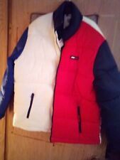 Tommy Hilfiger Mens SPORT XL Color blocked Puffer Jacket New