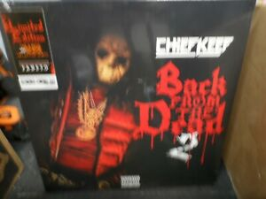 Chief Keef – Back From the Dead 2 LP RSD 2020 BRAND NEW