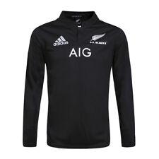 New Zealand All Blacks 2017 long sleeve rugby jersey shirt