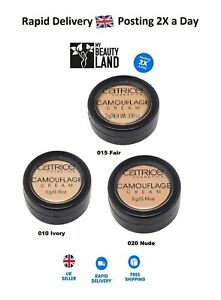 Catrice Camouflage Cream Concealer Full Coverage, Sealed - Choose Your Shade