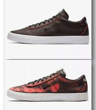 Nike SB Zoom Bruin NBA Skate Shoe AR1574-001 Black Leather UK 6.5 EU 40.5 New