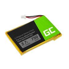 Batería 1-756-769-11 para Sony Portable Reader PRS-500 PRS-505, Ebook 750mAh