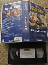 Le silencieux de Claude Pinoteau avec Lino Ventura, VHS, Policier