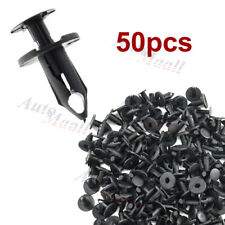 50pcs Fender Clips Body Rivets for HONDA TRX 400 EX 400EX 300EX TRX450R PLASTIC