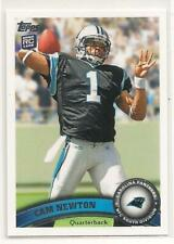 2011 TOPPS 200 CAM NEWTON ROOKIE CARD PANTHERS PATRIOTS RC