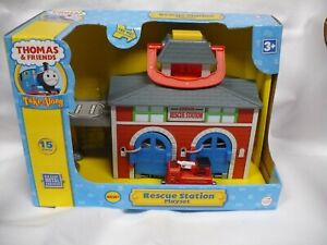 Thomas & Friends Take Along 'Rescue Station Playset' by Learning Curve