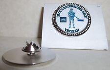 HM Armed Forces The Gloucestershire Regiment Veteran Lapel pin badge.