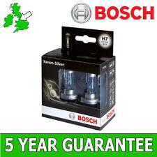Bosch Xenon PLATA Bombilla H7 12v 55w px26d (2x) 1987301087